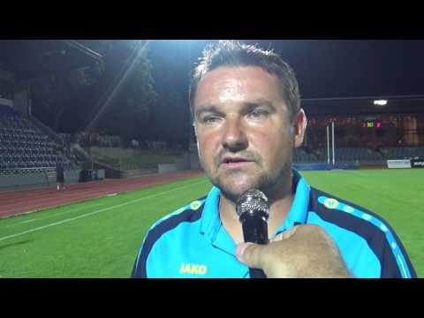 Trenér Karel Havlíček hodnotí vítězství ve Znojmě