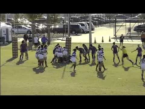 Glendale Raptors vs. Beantown - 2012 USA Rugby Women's Premier League Playoffs