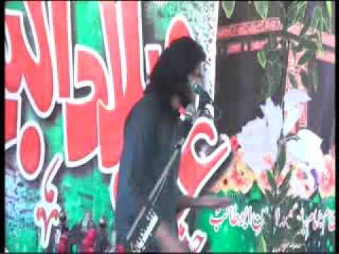 Zakir Kamran Abbas BA 2 Jashn milad 17 rabi ul awal 2018 Ada Jambar khurd