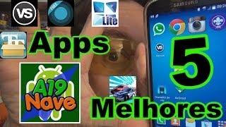 #063 - Os 5 melhores aplicativos para Android - #A19-094