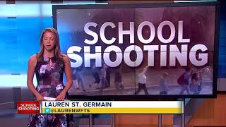 Survivors of deadly Florida school shooting lash out at Trump