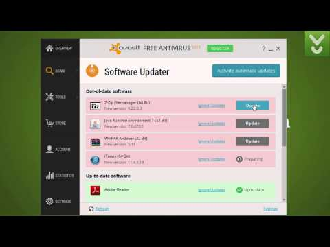 Avast Free Antivirus 2015 - Protect your PC and data - Download Video Previews