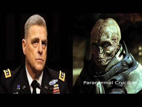 Top General Warns Of Hybrid Armies and Aliens