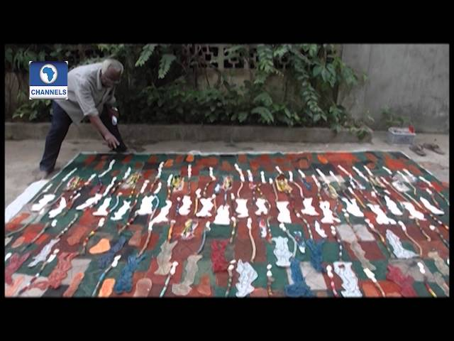 Arthouse: Bruce Onobrakpeya Speaks On 50 Years Of Creativity Part 1