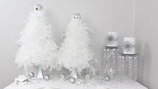 DOLLAR TREE DIY CHRISTMAS TREES | Glam Christmas Decor Ideas