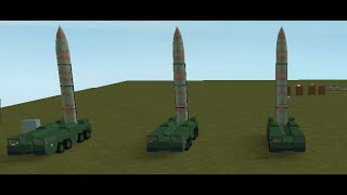 Roblox ICBM vs Cruise Missile WHos the best?