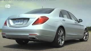 Am Start: Mercedes S-Klasse | Motor mobil