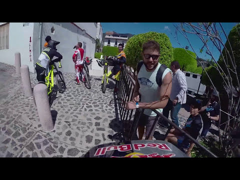 On Board: Bernardo Cruz @ Taxco Urban Downhill