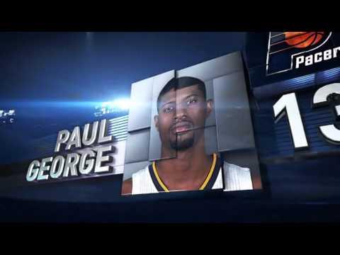 Indiana Pacers vs Sacramento Kings   Highlights   January 23, 2016   NBA 2015 16 Season