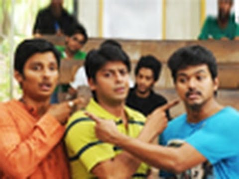 I have to think about Multi hero Subjects: Vijay