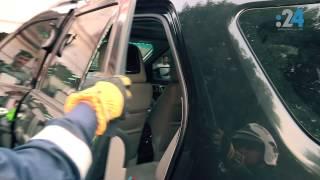 هاب ريح (2): إنقاذ طفل علق داخل سيارة