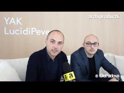 DE PADOVA | Lucidi Pevere | Archiproducts Design Selection - Salone del Mobile Milano 2015