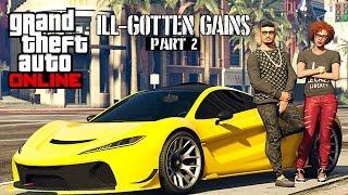 Подробности обновления «Грязные деньги: часть 2»-Дата Выхода 8 июля| GTA 5 Online