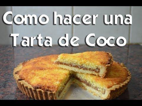 Como hacer una tarta de coco youtube - Como hacer una claraboya ...