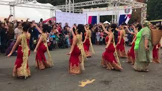 Xyoo Tshiab 2018 - Maiv Paj Puv Dance - California