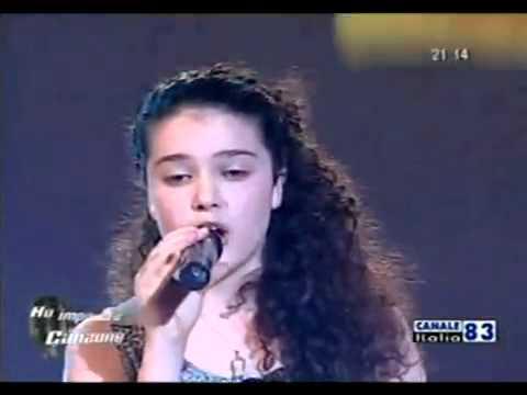 Giorgia Sigolotto canta Io che non vivo