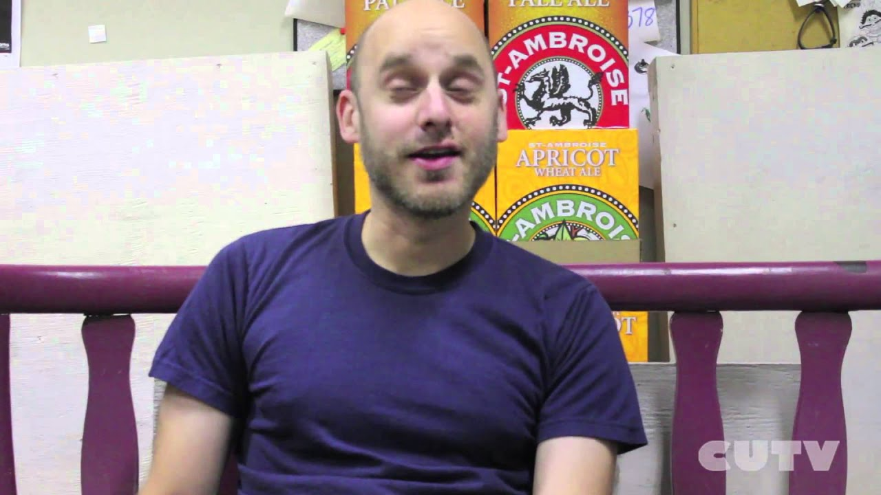 Fringe Interview Series CUTV - THE BALDING