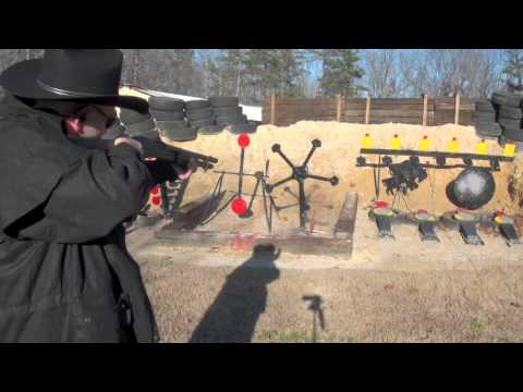 Remington 870 Tactical 12ga Pump Shotgun Shoot
