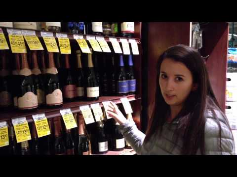 Best Grocery Store Wine Picks: 1. Sparkling Wines from Safeway / Vons