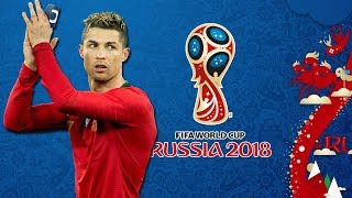 Cristiano Ronaldo Ready for World Cup 2018 - Crazy Skills & Goals For Portugal | HD