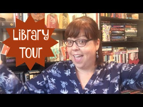 Library Room Tour