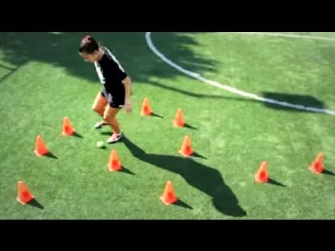 International competitor Ali Riley proves that Beast Mode Soccer's Elite 1on1 Training Program improves all 4 phases of your game: Juggling, Dribbling, Passing, & Shooting. �SUBSCRIBE to...