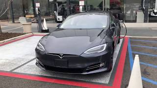2018 Tesla Model S Delivery & Intro