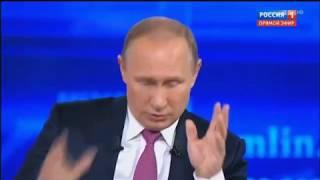 PlatinCoin Прямая линия с президентом В В Путиным  ПЛАТИНКОИН
