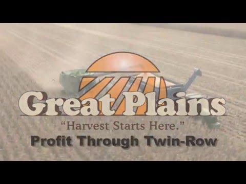 Преимущества технологии двухстрочного высева / Profit Through Twin-Row