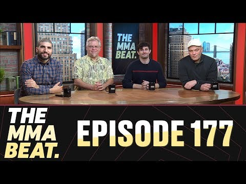 The MMA Beat Live - January 25, 2018
