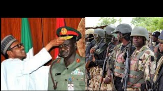 SAD!!! NIGERIAN SOLDIERS CRY OUT, SAY THEY ARE GETTING KILLED WHILE FG RELEASE B'HARAM THEY CAPTURE
