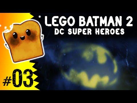 Gry dla Dzieci: LEGO Batman 2:  DC Super Heroes #3