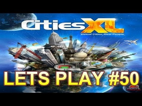Cities Xl 2012 - Lets Play #50 Heavy Industry