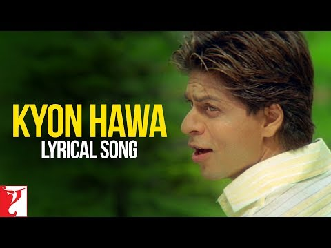 Kyon Hawa - Song with Lyrics - Veer-Zaara