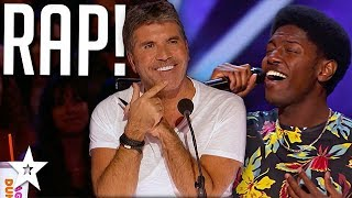 TOP 6 RAPPERS Around The World! | Got Talent Global