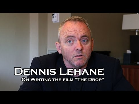 """Dennis Lehane talks about screenwriting and his new film """"The Drop"""""""