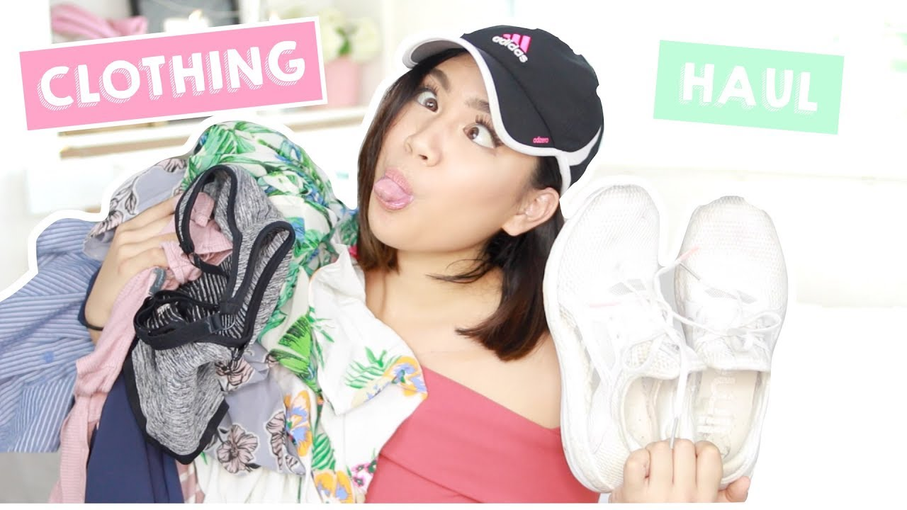 What I Got From the States (Clothing Haul) | Janina Vela