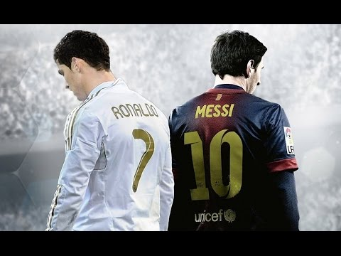 Cristiano Ronaldo Vs Lionel Messi || Who Is The Best You Decide || HD ||