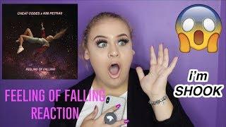 Cheat Codes X Kim Petras Feeling Of Falling Reaction Elise Wheeler