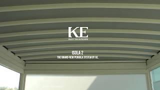 KE Gennius Isola 2 - Pergola Highlights - English Video
