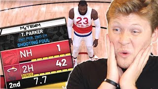 The WORST NBA 2K19 PLAYER OF ALL TIME! MyTeam #2