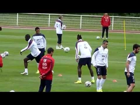 Paul Pogba ● Antoine Griezmann ● Moussa Sissoko ● Loïc Rémy