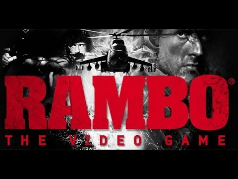 Rambo - The Video Game : A Primeira Fail Hora video