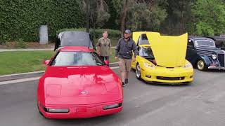 CRUSIN BREA CLASSIC CAR SHOW FATHERS DAY EVENT WITH THE EPIC DOG PROS
