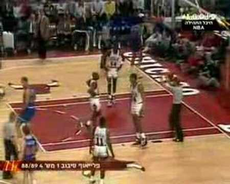Bulls vs. Cavs 1989 game 4 (4/...)