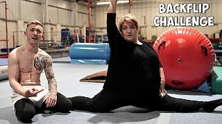 MY MUM vs GYMNASTICS | So this is why I'm a good Gymnast!?