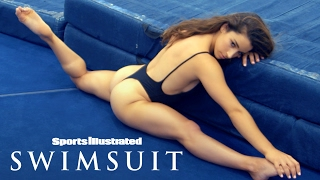 Aly Raisman Loves Her Body: 'Strong Is Really Beautiful' | Uncovered | Sports Illustrated Swimsuit