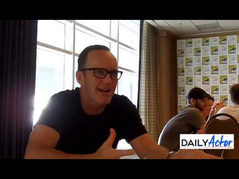 Interview: Clark Gregg on 'Agents of SHIELD'
