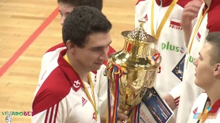 Volleyball EEVZA U15 Men Championship 18.12.2018 FINAL
