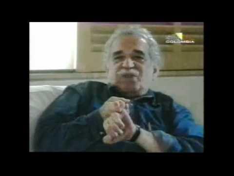 LP presenta a  Gabriel García Márquez hablando de sus obras